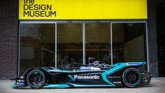 Formula E: ecco la nuova Jaguar Racing I-TYPE 3 per il mondiale elettrico - Immagine: 7