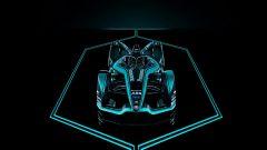 Formula E: ecco la nuova Jaguar Racing I-TYPE 3 per il mondiale elettrico - Immagine: 8