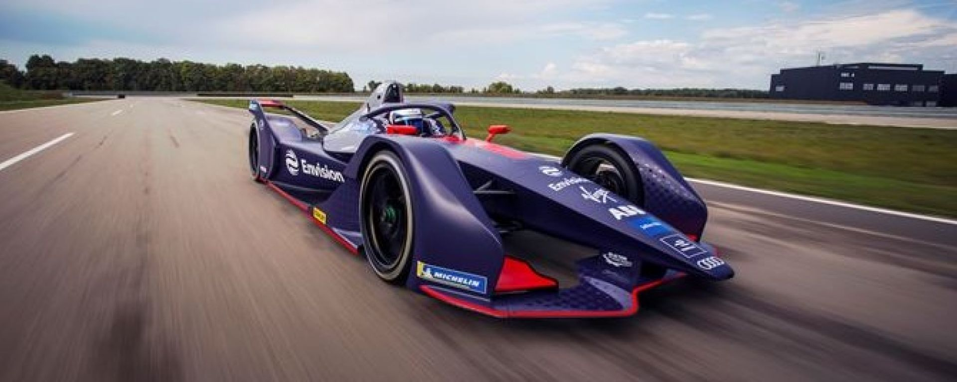 Formula E 2019: Envision Virgin Racing
