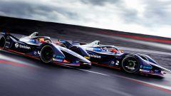 Formula E, Envision Virgin Racing presenta le livree delle sue Audi e-tron FE06