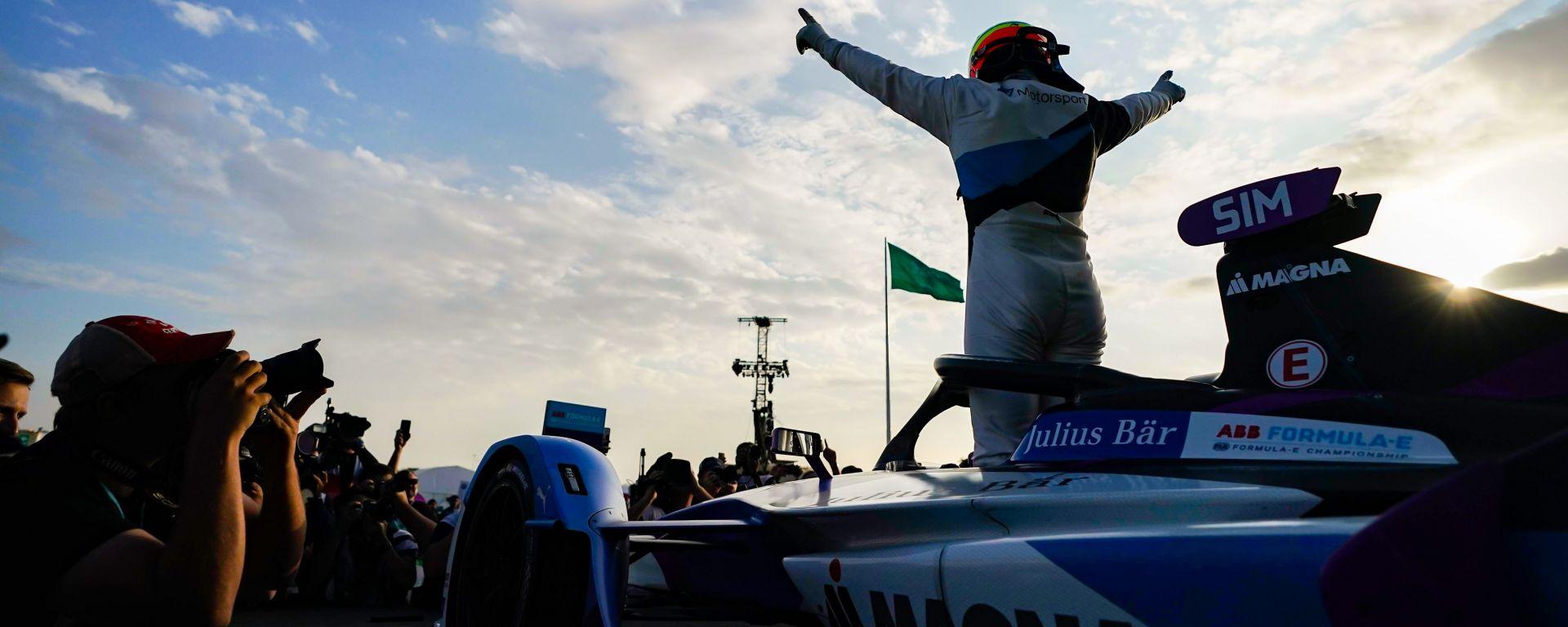 Formula E, ePrix Ad Diriyah 2019: Alexander Sims (Bmw) è leader della classifica dopo il Round 2