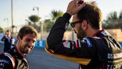 Formula E, ePrix Ad Diriyah 2019: Antonio Felix Da Costa e Jean-Eric Vergne (Ds Techeetah)