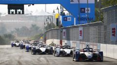 Formula E, ePrix Ad Diriyah 2019: il gruppo guidato da Sam Bird (Virgin Racing)
