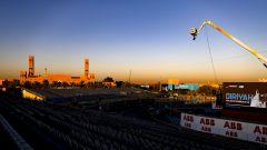 Formula E ePrix Ad Diriyah 2020: atmosfera del circuito