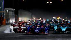 Formula E ePrix Ad Diriyah 2021: la partenza di gara-2