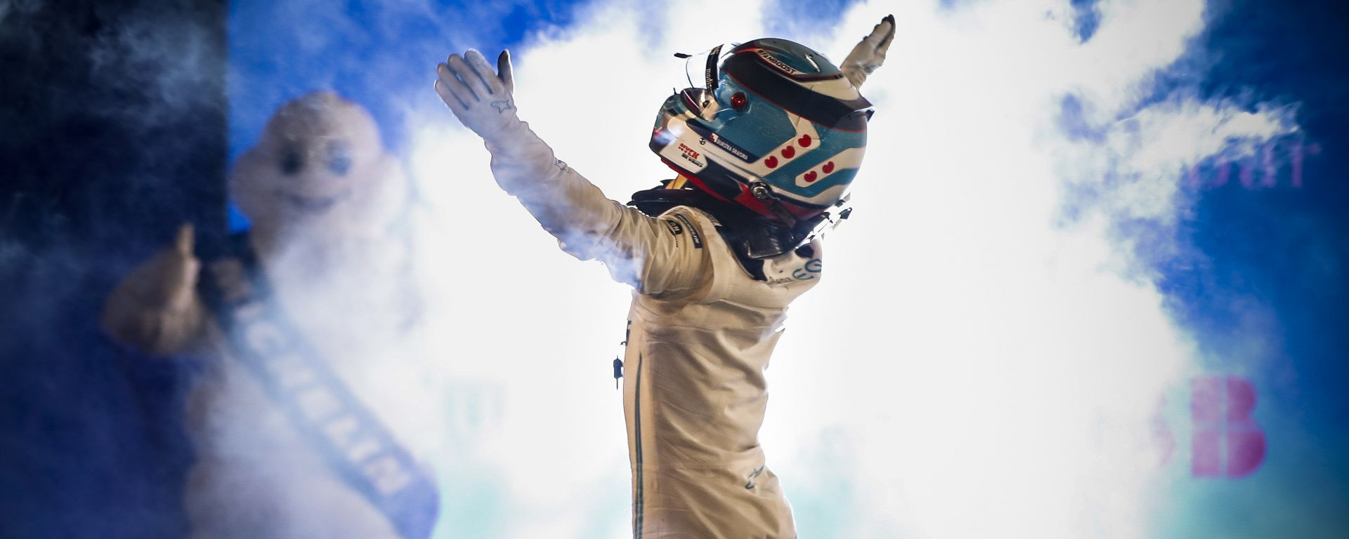 Formula E ePrix Ad Diriyah 2021: Nyck De Vries (Mercedes)
