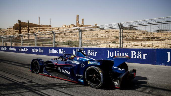 Formula E ePrix Ad Diriyah 2021: Robin Frijns (Envision Virgin Racing)