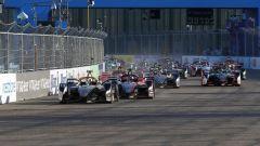 Formula E ePrix Berlino-2 2020: Antonio Felix Da Costa (Ds Techeetah) comanda il gruppo in partenza
