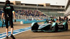 Formula E ePrix Berlino 2019: Alex Lynn al volante della Jaguar
