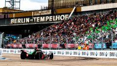 Formula E, ePrix Berlino 2019: l'Audi di Lucas Di Grassi in pista