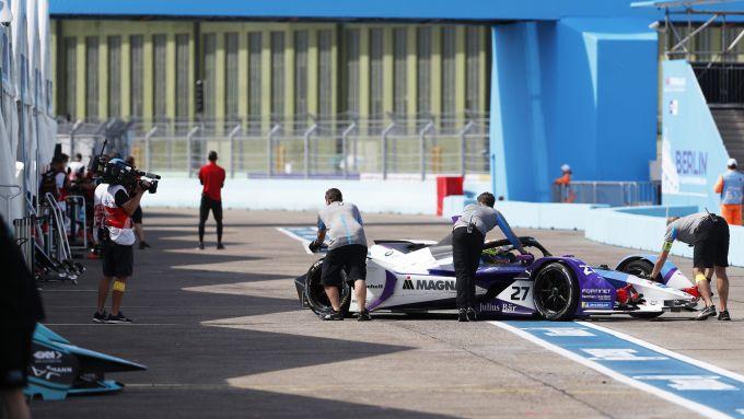 Formula E ePrix Berlino 2020: Alexander Sims (Bmw i Andretti Motorsport)