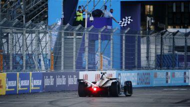 Formula E ePrix Berlino 2020: Antonio Felix Da Costa (Ds Techeetah) taglia il traguardo