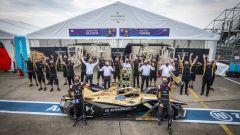 Formula E ePrix Berlino 2020: la festa DS Techeetah per il titolo piloti e costruttori