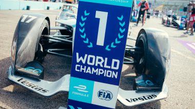 Formula E ePrix Berlino 2021, Tempelhof: Nyck De Vries (Mercedes) è campione del mondo F.E 2021