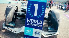 Albo d'oro campionato Formula E