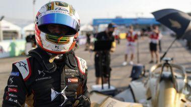 Formula E ePrix Berlino-3 2020: Antonio Felix Da Costa (DS Techeetah) in griglia di partenza