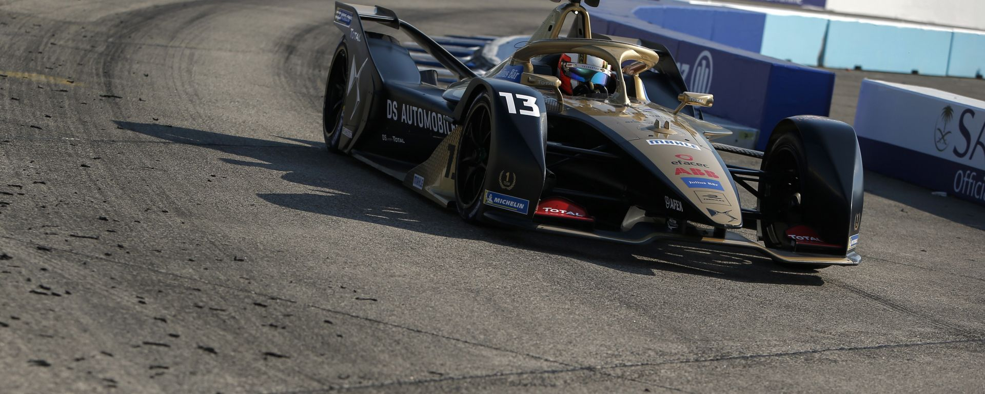 Formula E ePrix Berlino-3 2020: Antonio Felix Da Costa (DS Techeetah)