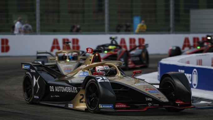 Formula E ePrix Berlino-4 2020: Jean-Eric Vergne (DS Techeetah)