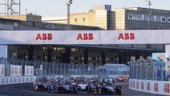 Formula E ePrix Berlino-5 2020: la partenza della gara