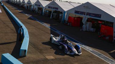 Formula E ePrix Berlino-5 2020: Maximilian Gunther (Bmw) è il più veloce nelle PL1