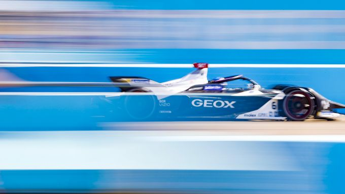 Formula E ePrix Berlino-5 2020: Sergio Sette Camara (Geox Dragon) sorprende in qualifica