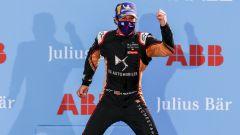 Formula E ePrix Berlino-6 2020: la festa di Antonio Felix Da Costa (DS Techeetah) sul podio finale