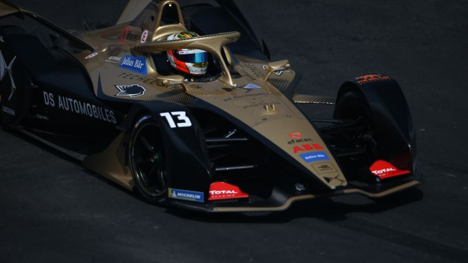 Formula E, ePrix Città del Messico 2020: Antonio Felix Da Costa (Ds Techeetah)