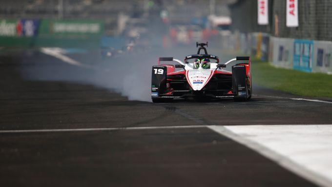 Formula E, ePrix Città del Messico 2020: Felipe Massa (ROKiT Venturi Racing)