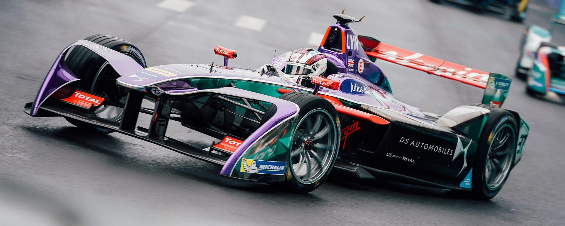 Formula E ePrix del Brasile 2017/2018