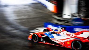 Formula E ePrix Londra 2021, ExCeL: Alex Lynn (Mahindra) | Foto Twitter @MahindraRacing