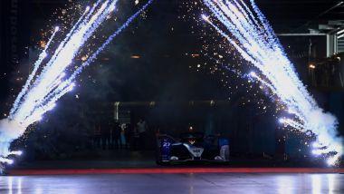 Formula E ePrix Londra 2021, ExCeL: Jake Dennis (Bmw) entra trionfante nella victory lane