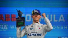 Formula E ePrix Londra 2021: Nyck De Vries (Mercedes EQ) è il leader della classifica piloti