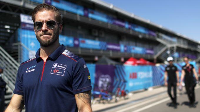 Formula E ePrix Marrakech 2019-2020: Sam Bird (Virgin Racing)