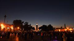 Formula E, ePrix Marrakech 2019: atmosfera in circuito