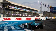 Formula E, ePrix Marrakech 2019: le auto in pista