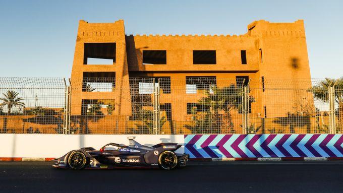 Formula E, ePrix Marrakech 2019: suggestive immagini da Marrakech