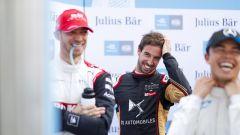 Formula E ePrix Marrakech 2020: Antonio Felix Da Costa (DS Techeetah) sorride per la pole