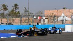 Formula E ePrix Marrakech 2020: Da Costa (DS Techeetah) in lotta con Gunther (Bmw)