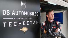 Formula E ePrix Marrakech 2020: foto di rito nel box DS Techeetah per la riserva James Rossiter