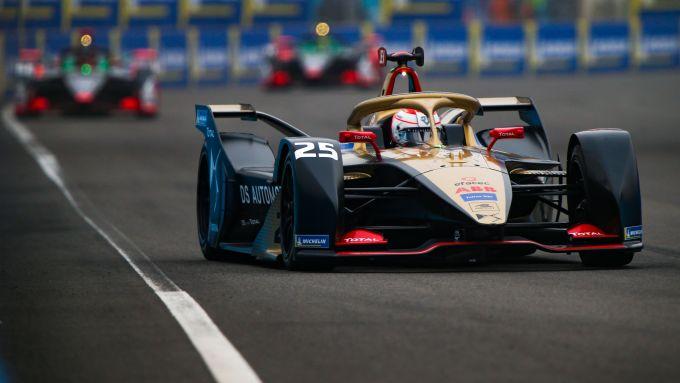 Formula E ePrix Marrakech 2020: Jean-Eric Vergne (DS Techeetah)