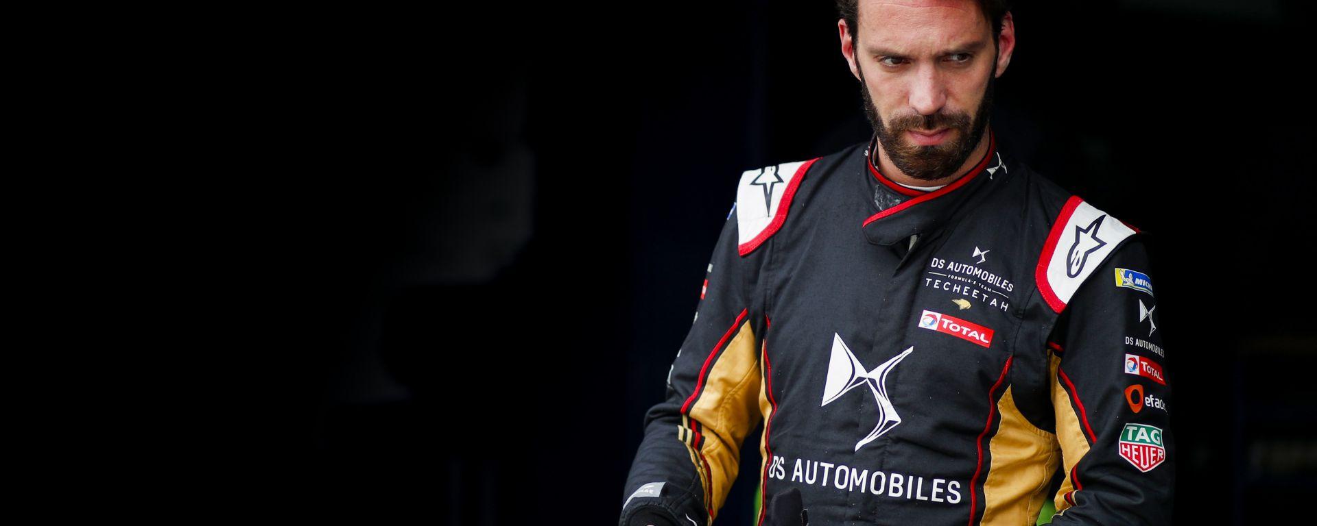 Formula E ePrix Marrakech 2020: Vergne (DS Techeetah) visibilmente soffernte nella giornata di sabato