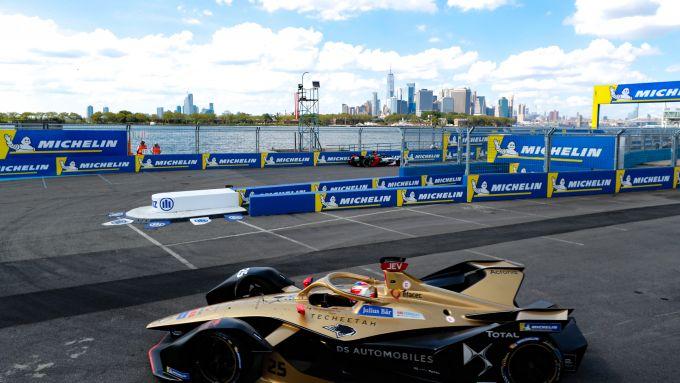 Formula E ePrix New York 2019, Brooklyn: Jean-Eric Vergne (DS Techeetah)