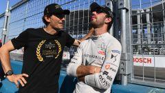 Formula E ePrix New York 2019, Jean-Eric Vergne e Pedro De La Rosa