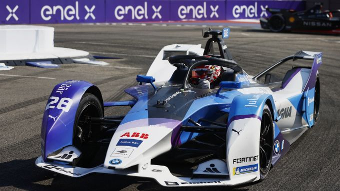 Formula E ePrix New York 2021, Brooklyn: Maximilian Gunther (Bmw i Andretti Motorsport)