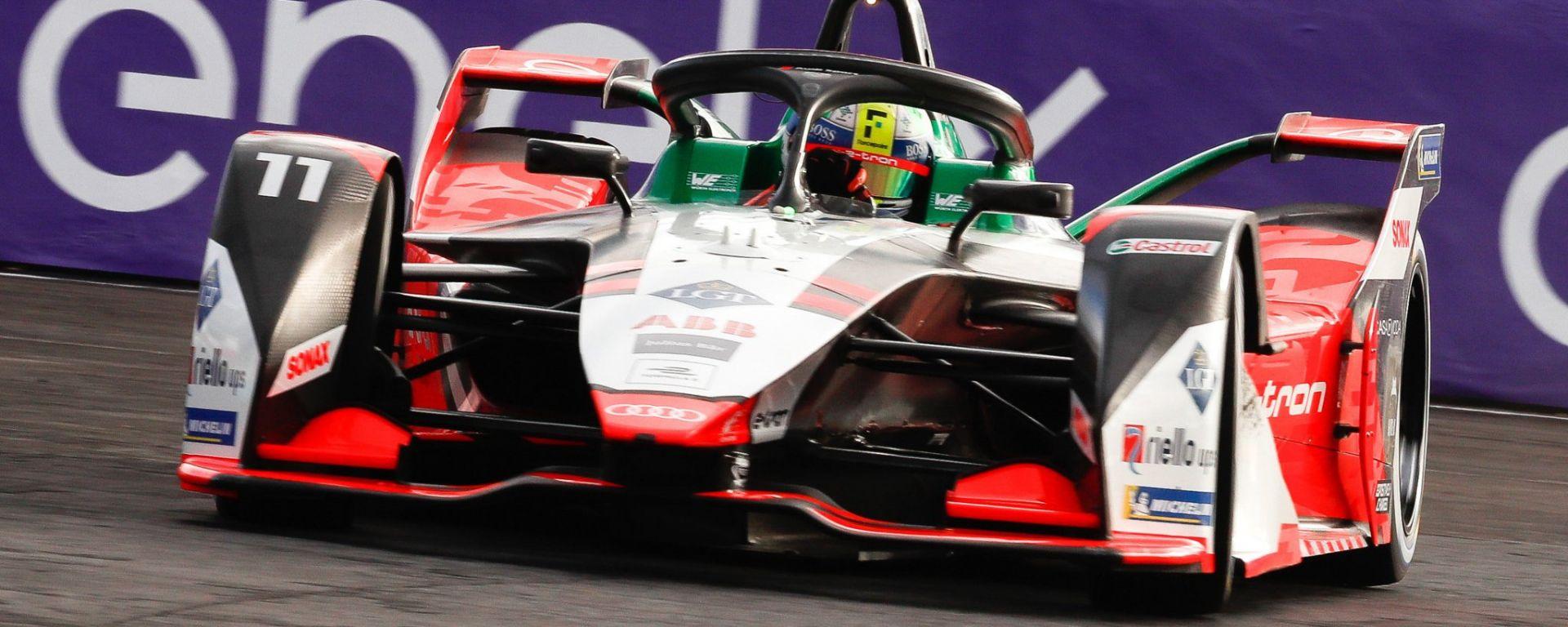 Formula E ePrix Puebla-1 2021: Lucas Di Grassi (Audi Sport Formula E)