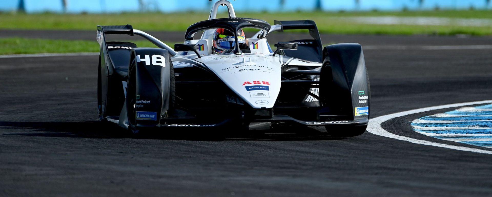 Formula E ePrix Puebla 2021: Edoardo Mortara (Venturi Racing)