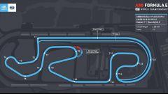 Formula E ePrix Puebla 2021: la mappa del circuito