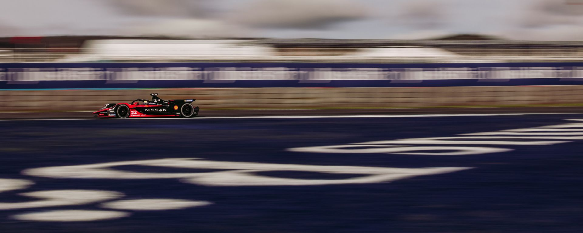 Formula E ePrix Puebla 2021: Oliver Rowland (Nissan e.Dams)