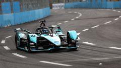 Formula E ePrix Roma-1 2021: la Jaguar (in foto Sam Bird) è leader della classifica costruttori