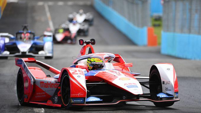 Formula E ePrix Roma 2021: Alexander Sims (Mahindra Racing)